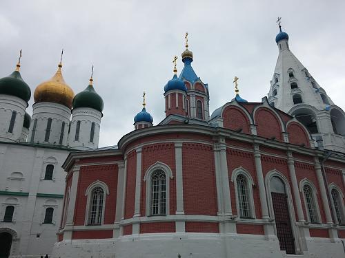 Нажмите на изображение для увеличения Название: Успенский Брусенский монастырь.jpg Просмотров: 160 Размер:81.2 Кб ID:1584