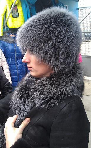 Нажмите на изображение для увеличения Название: Женская зимняя шапка.jpg Просмотров: 273 Размер:99.6 Кб ID:600