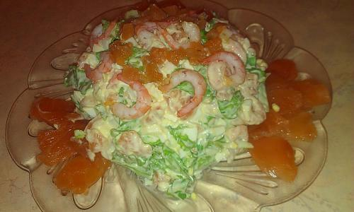 Нажмите на изображение для увеличения Название: Рыбный салат.jpg Просмотров: 210 Размер:65.6 Кб ID:1007