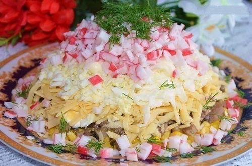 Название: Салат на новогодний стол.jpg Просмотров: 377  Размер: 86.4 Кб