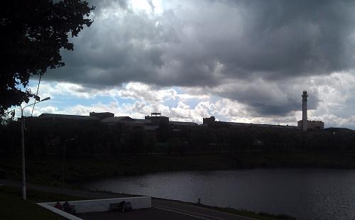 Нажмите на изображение для увеличения Название: Небо в Раменское.jpg Просмотров: 108 Размер:49.6 Кб ID:1559