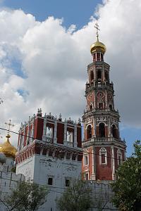 Нажмите на изображение для увеличения Название: Новодевичий монастырь в Москве.jpg Просмотров: 217 Размер:86.7 Кб ID:493