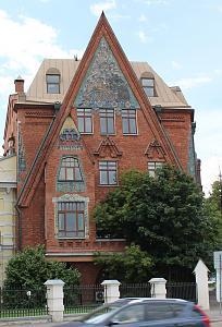 Нажмите на изображение для увеличения Название: Доходный жилой дом Перцовой.jpg Просмотров: 227 Размер:99.6 Кб ID:494
