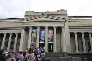 Нажмите на изображение для увеличения Название: Государственный музей изобразительных искусств Пушкина.jpg Просмотров: 204 Размер:90.0 Кб ID:496