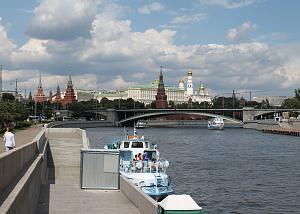 Нажмите на изображение для увеличения Название: Москва-река с видом на Кремль.jpg Просмотров: 204 Размер:93.1 Кб ID:499
