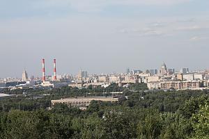 Нажмите на изображение для увеличения Название: Вид на Москву с высоты.jpg Просмотров: 212 Размер:97.7 Кб ID:533