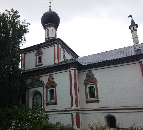 Нажмите на изображение для увеличения Название: Свято-Троицкий Ново-Голутвин монастырь.jpg Просмотров: 122 Размер:99.2 Кб ID:1582
